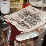 Einblick in die medizinhistorische Vitrine